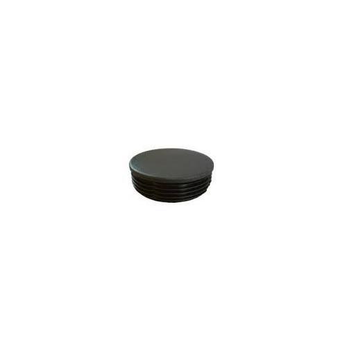 DUGÓ CSŐ 1/2 FEK ....1/2-os fekete műanyag csődugó, 18 mm (100db/csom)